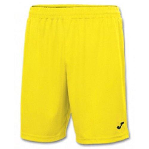 Joma 100053.900 Team Shorts - Yellow/Yellow, Large