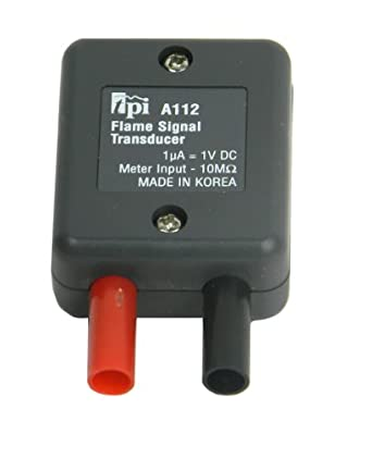 TPI A112 Microamp Adapter, For Digital Multimeters and Clamps with 2