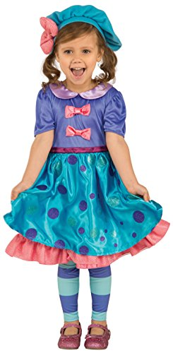Costume Little Charmers Lavender Child Costume, Medium
