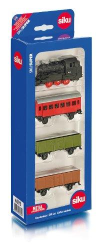 Siku 6292 - Geschenkset Eisenbahn 2