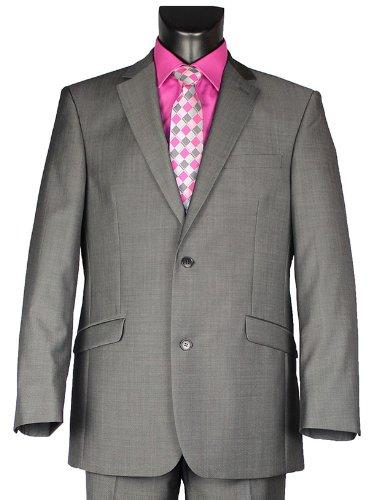 Brook Taverner Mix & Match Grey Suit Jacket - 42 Long