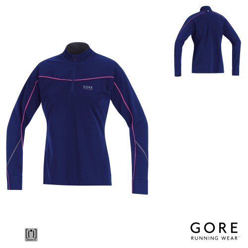 Gore Essential Womens Long Sleeve Running Shirt