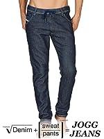 Men's Diesel Jogg Jeans KROOLEY Dark Wash - NE 0800D