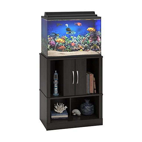 20 gallon fish tank on dresser 90 gallon fish tank 500 for Octagon fish tank with stand