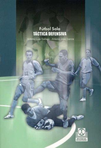 FÚTBOL SALA. Táctica defensiva (Deportes)