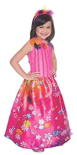 Rubies Barbie and the Secret Door Movie Deluxe Alexa Costume, Child Small