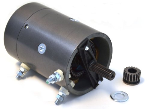Warn 7536 12-Volt Dc Electric Motor
