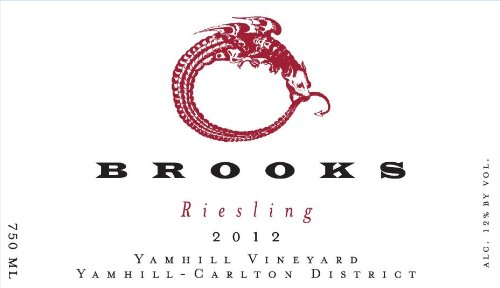 2012 Brooks Yamhill Riesling 750 Ml
