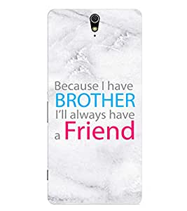 Doyen Creations Designer Printed High Quality Premium case Back Cover For Sony Xperia C5 ULTRA