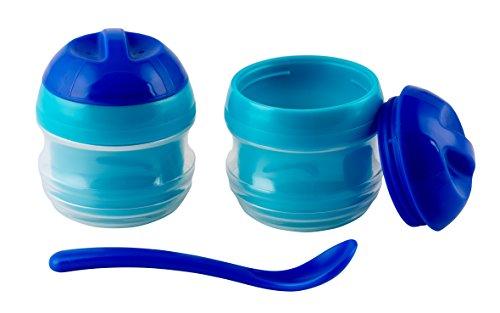 Primamma 002511 - Set ciotoline termiche con cucchiaio, bambino