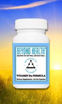 Vitamin D3 Formula 100 Gel Caps (Beyond Health Vitamin D compare prices)