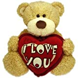 Teddy Bear 30cm. LOVE HEART