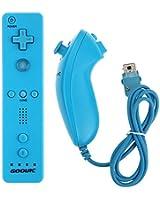Wii Remote + Nunchuk pour Nintendo Wii + Housse