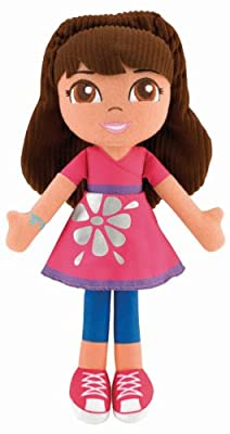 Fisher-Price My Friend Dora Soft Plush Doll by Fisher-Price