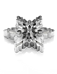 Large Snowflake Cookie Cutter