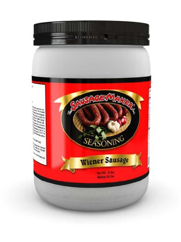 TSM Wiener/Hot Dog Seasoning, 2 lbs. (Hot Dog Links compare prices)