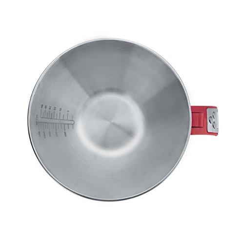 Lacor - Balance numérique avec bol inox