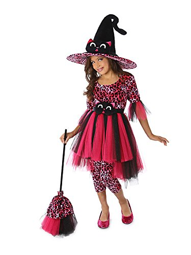 Cora the Kitty Witch Costume for Kids