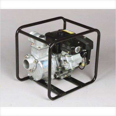 """3"""", 6 HP Robin Engine Driven Centrifugal Pump with Low Oil Sensor"""