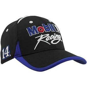 Buy NASCAR The Game Tony Stewart Sponsor Flex Hat - Black - by Football Fanatics