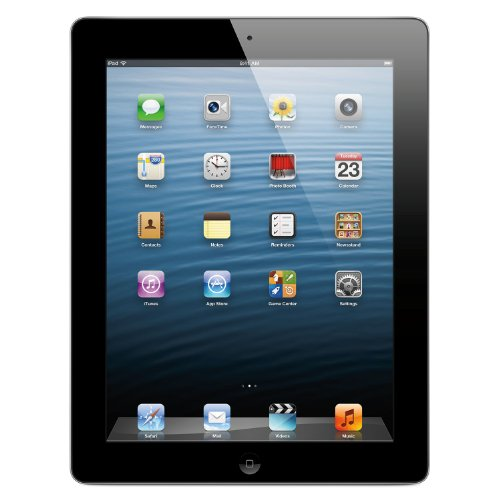 iPad with Retina display Wi-Fi 16GB - Black