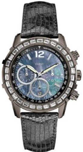 GUESS Women's Dazzling Sport Chronograph guess sport steel w0448l7