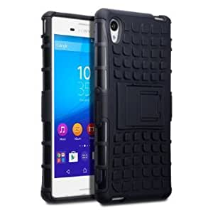 SmartLike Armor Case Cover For Sony Xperia M5