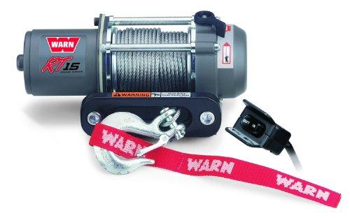 Warn 78000 Rt15 Rugged Terrain 1500-Lb Winch