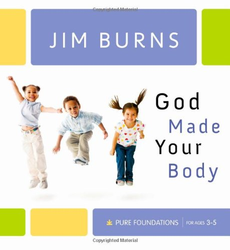 God Made Your Body (Pure Foundations) front-646517