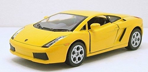 Kinsmart 1/32 Scale Diecast Lamborghini Gallardo in Color Red
