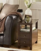 Hot Sale Signature Design by Ashley Chairside Cabinet Table