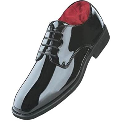 Gateway Men's Radio City Tuxedo Shoe, Black, (6.5 D(M) US)
