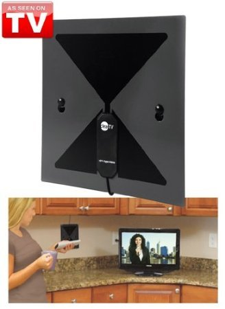 Great Features Of ClearTV X-71 HDTV Digital Indoor Antenna
