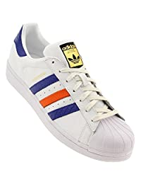 Adidas Superstar East River Rivalry Mens Basketball Shoes