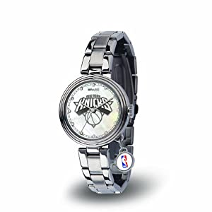 NBA Charm Watch Silver by Rico Tag
