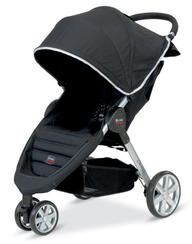 41k61a0 zWL Reviews   Britax B Agile Stroller, Black