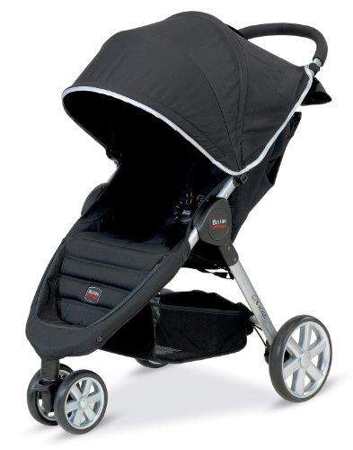 Britax B-Agile Stroller, Black.