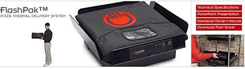 Cooktek Magnawave PFPD001 Pizza FlashPak Disc Heated Delivery System