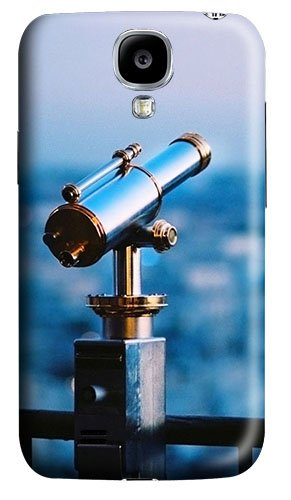 Astronomical Telescope Custom Samsung Galaxy S4 I9500 Case Cover ¨C Polycarbonate