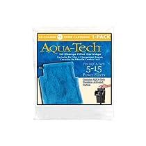 Aqua-Tech EZ-Change No.1 Aquarium Filter Cartridge for 5 to 15 Power Filters by AquaTech