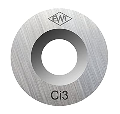 Authentic Easy Wood Tools Ci3 Round Carbide Replacement Cutter for Easy Start, Mini and Mid Midi Finishers and Full and Pro Size Hollowers Lathe Woodturning Tools Ci3 from EASY WOOD TOOLS