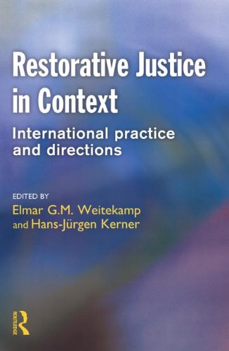 Restorative Justice in Context