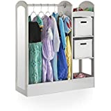 Guidecraft See and Store Dress Up Center - Grey G98406