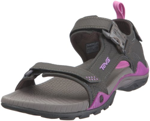 TEVA Toachi 2 Ladies Sport Sandal, Raven, UK7