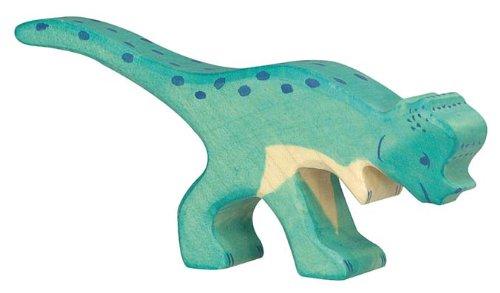 Holztiger Wooden Pachycephalosaurus