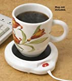 Mug Warmer Mini Hot Plate Keeps Drink Perfect Temp