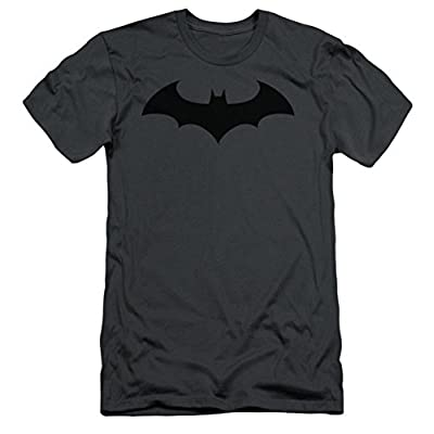 DC Batman Hush Logo Slim Fit T-Shirt