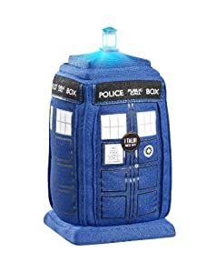 Doctor Who Tardis Talking Plush by Underground Toys