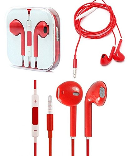 Storite IOS compatible Earphone with Remote & Mic