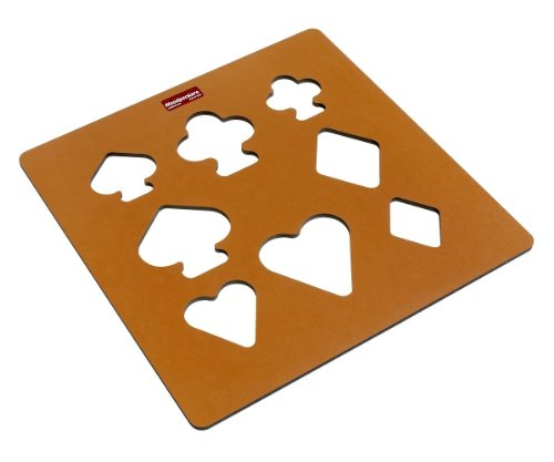 Woodpeckers phenolic poker inlay template router inlay templates cheap woodpeckers phenolic poker inlay template web store maxwellsz